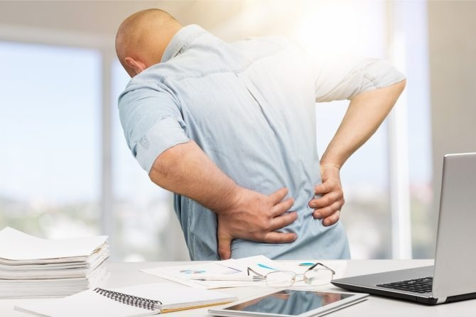 Gesundheit und Ergonomie am Arbeitsplatz