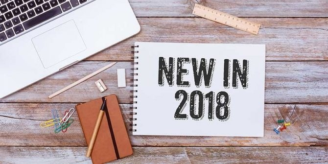 Trends im Büro 2018