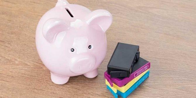 Druckkosten sparen