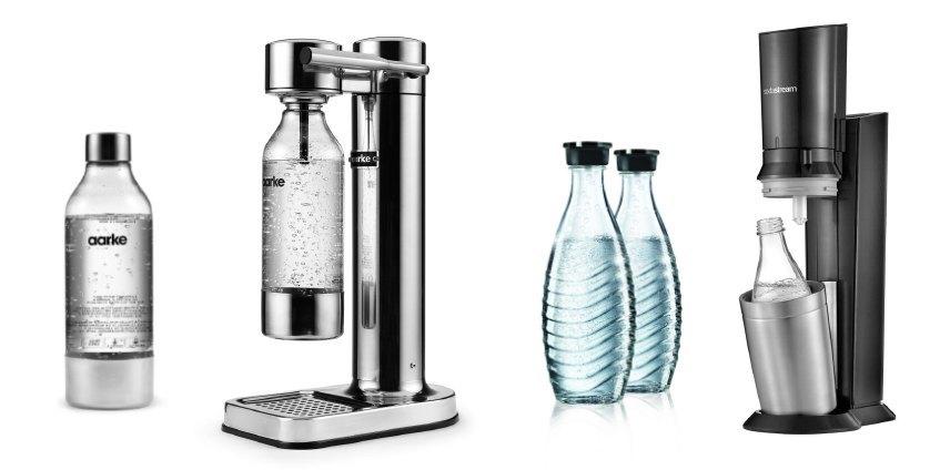 Wassersprudler Hygiene